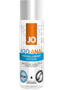 Jo H2o Anal Water Based Lubricant 2.5 Ounce