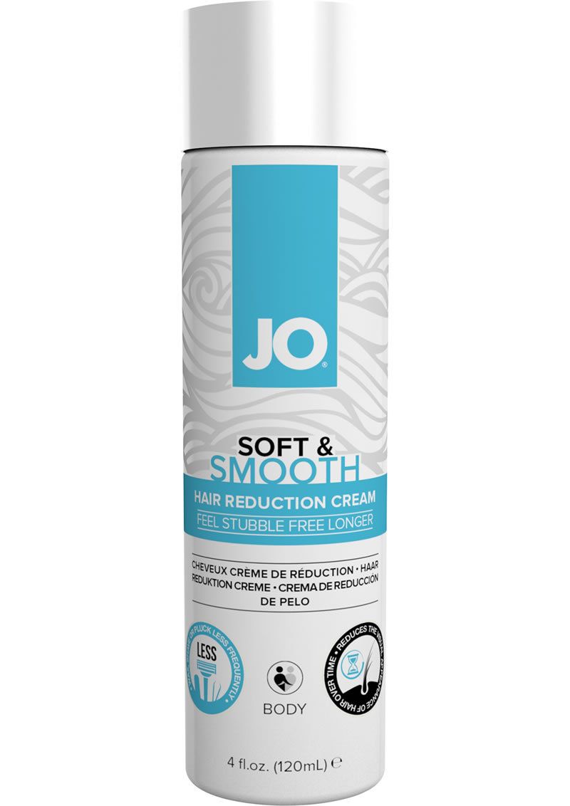 Jo Soft And Smooth Hair Reduction Cream 4 Ounce